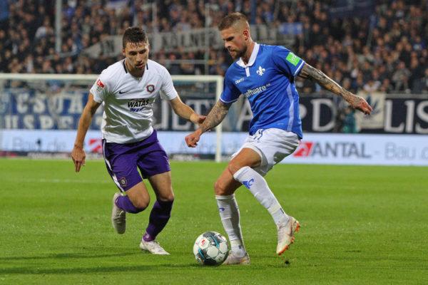 Tobias Kempe, SV Darmstadt 98 - Erzgebirge Aue