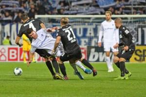 SV Darmstadt 98 - Karlsruher SC Pokalspiel
