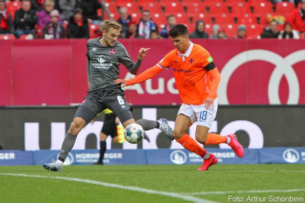 1.FC Nürnberg - SV Darmstadt 98