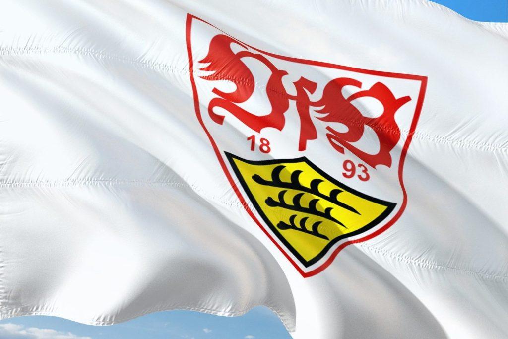 Fahne VfB Stuttgart