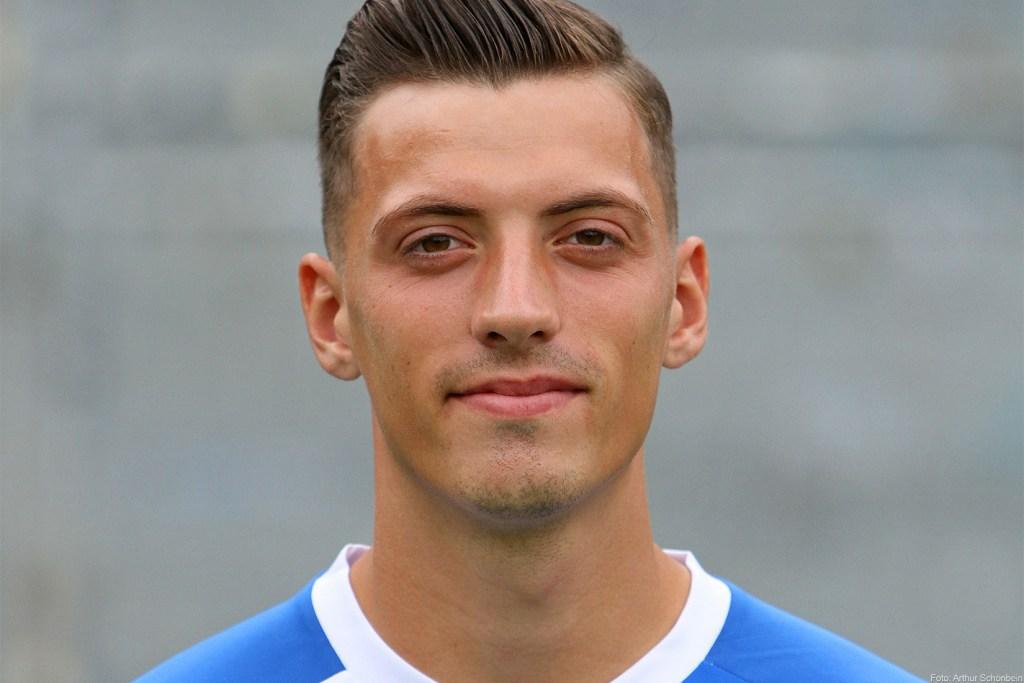 Nicolai Rapp, SV Darmstadt 98
