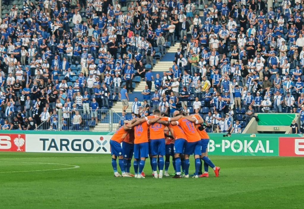 1. FC Magdeburg - SV Darmstadt 98