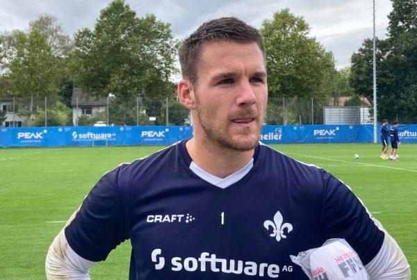 Marcel Schuhen, SV Darmstadt 98