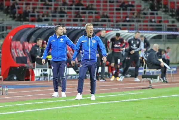 Markus Anfang, 1. FC Nürnberg - SV Darmstadt 98