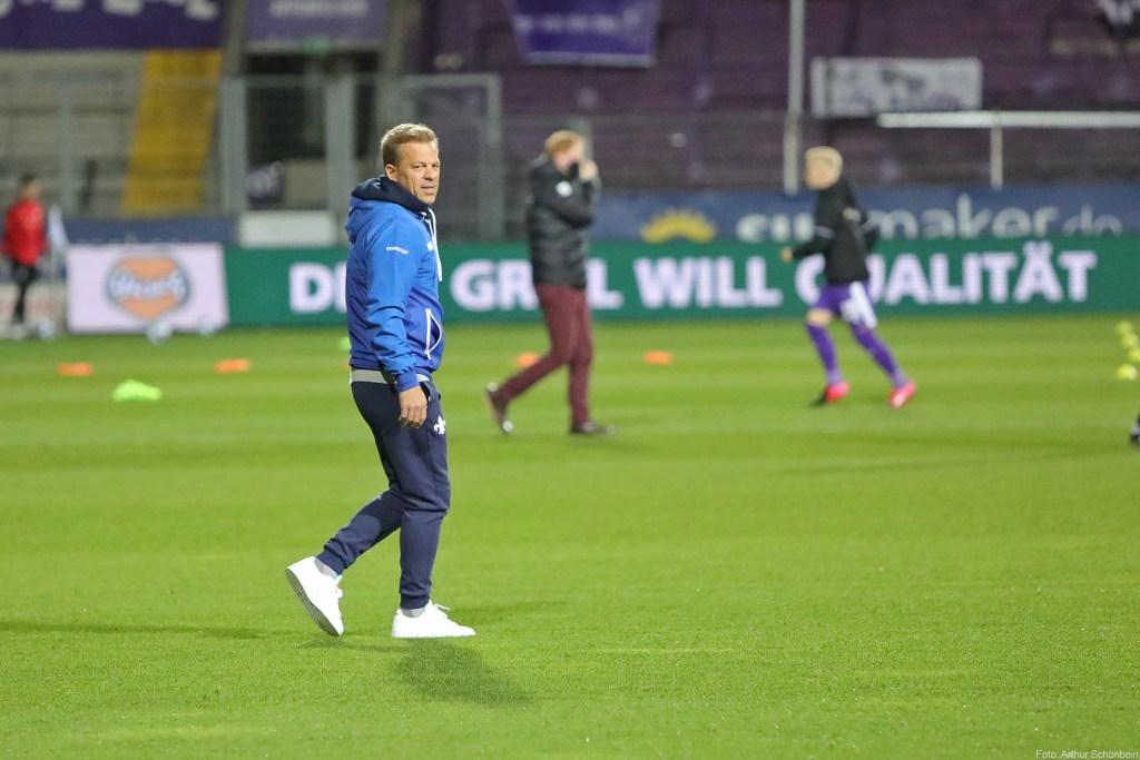 Markus Anfang, VfL Osnabrück - SV Darmstadt 98