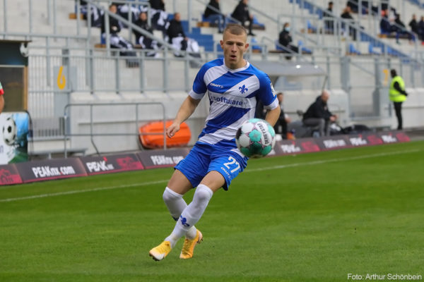 Tim Skarke, SV Darmstadt 98 - 1. FC St.Pauli
