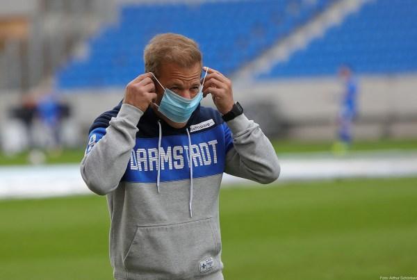 Markus Anfang, Karlsruher SC - SV Darmstadt 98