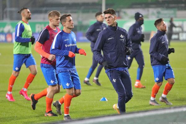 SpVgg Greuther Fürth - SV Darmstadt 98