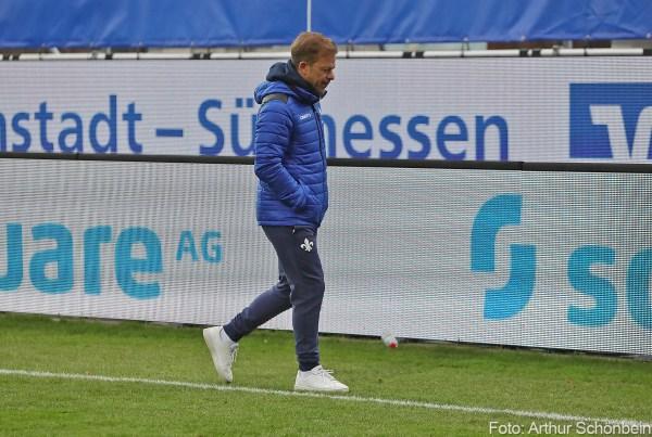 Markus Anfang, SV Darmstadt 98 - Holstein Kiel
