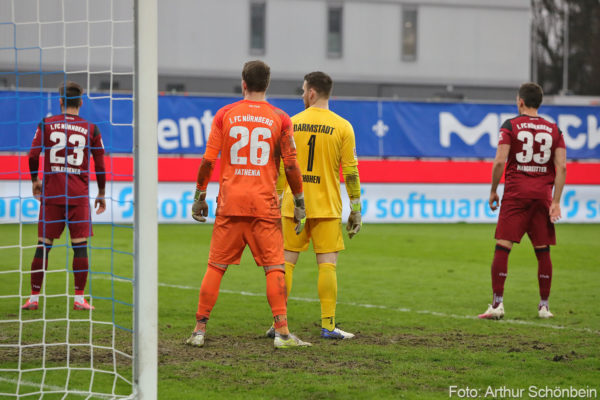 Marcel Schuhen, SV Darmstadt 98 - 1. FC Nürnberg