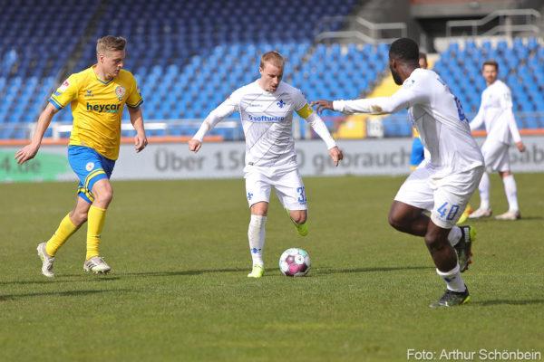 Fabian Holland, Eintracht Braunschweig - SV Darmstadt 98