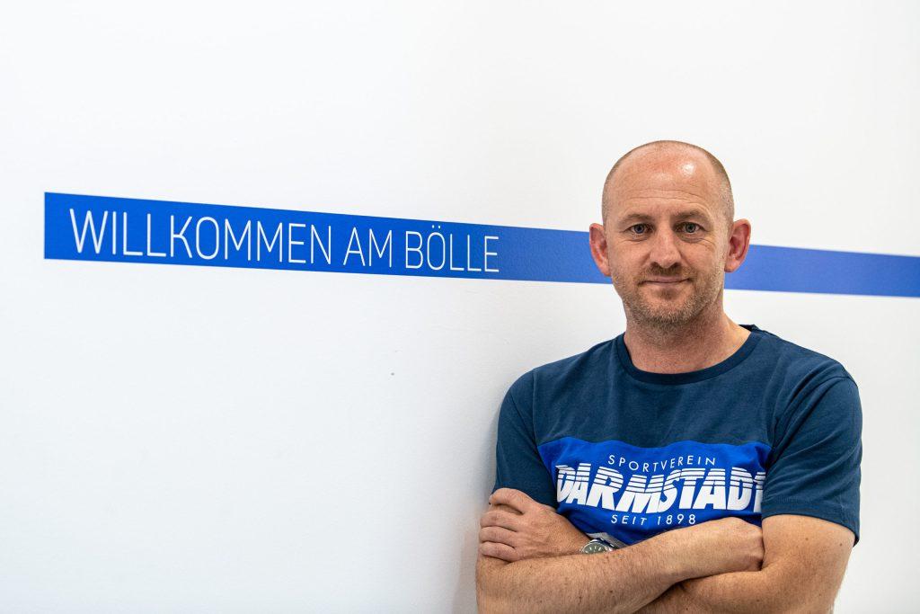 Torsten Lieberknecht, SV Darmstadt 98