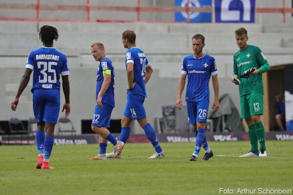 SV Darmstadt 98 - Jahn Regensburg