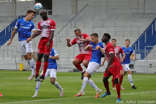 SV Darmstadt 98 - FC Swift Hesperingen - Testspiel