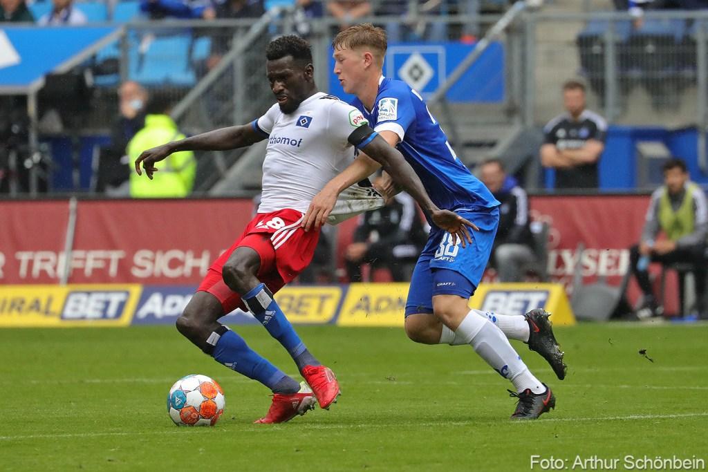 Clemens Riedel, Hamburger SV - SV Darmstadt 98