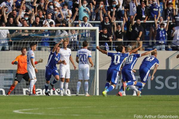 Karlsruher SC - SV Darmstadt 98