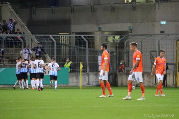 TSV 1860 München - SV Darmstadt 98