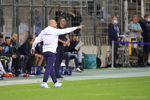 Torsten Lieberknecht, TSV 1860 München - SV Darmstadt 98