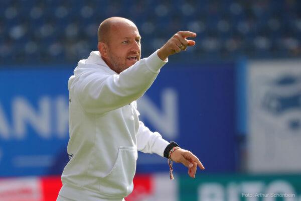 Torsten Lieberknecht, FC Hansa Rostock - SV Darmstadt 98
