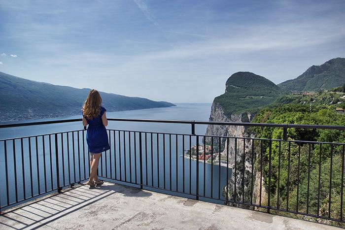 Tremosine in Italien  Das Paradies am Gardasee