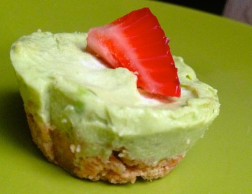 Twisted Key Lime Pie