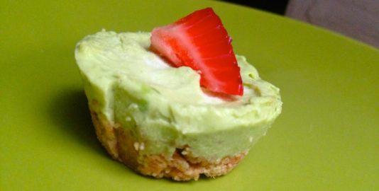 Twisted Key Lime Pie