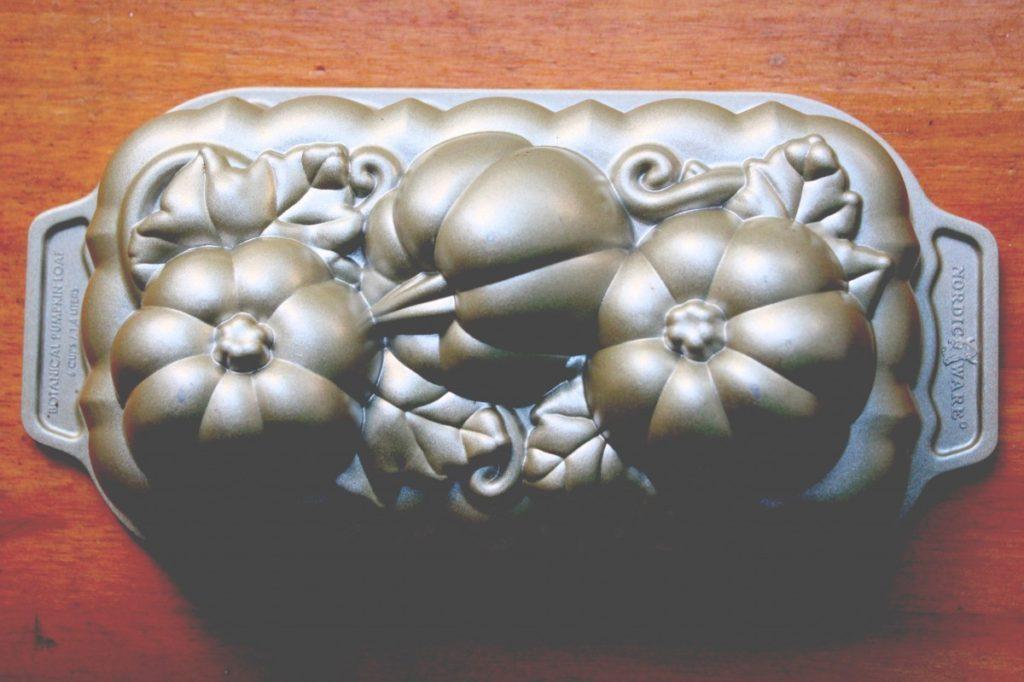 Botanical Pumpkin Loaf Pan