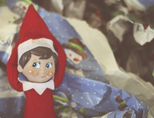 Elf on the Shelf: Christmas Morning