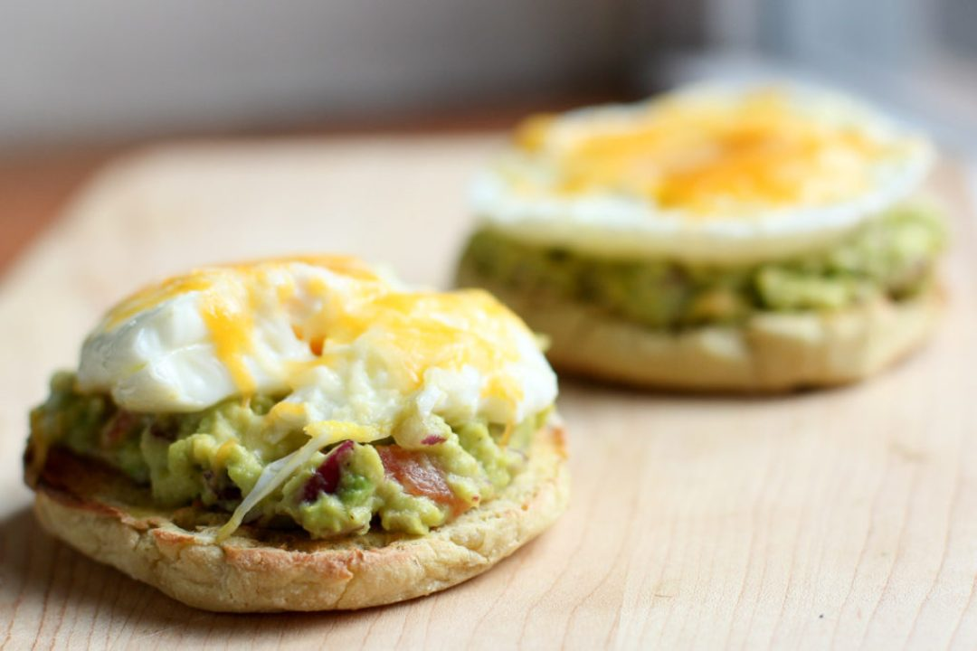 Mexican Breakfast Muffin