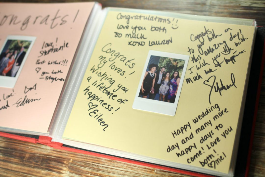 DIY Wedding Guest Books Cards And Thank Yous