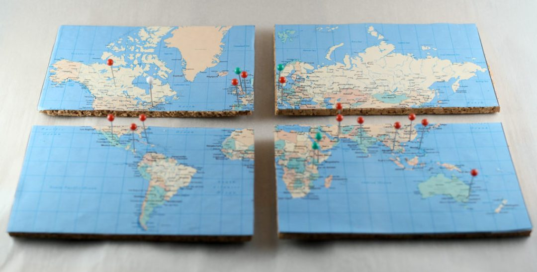 DIY Pin Travel