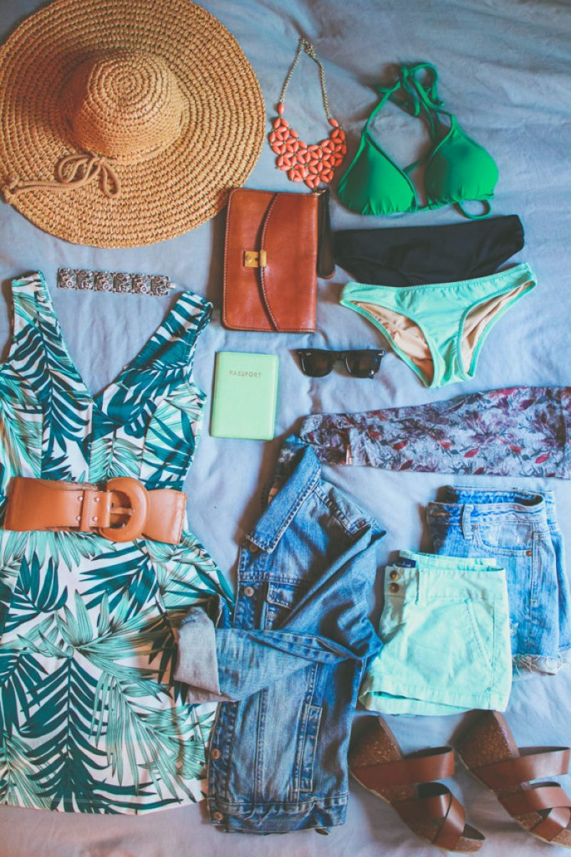 Her Packing List