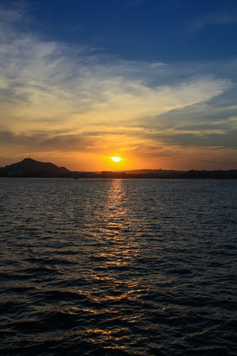Sunset in Cabo