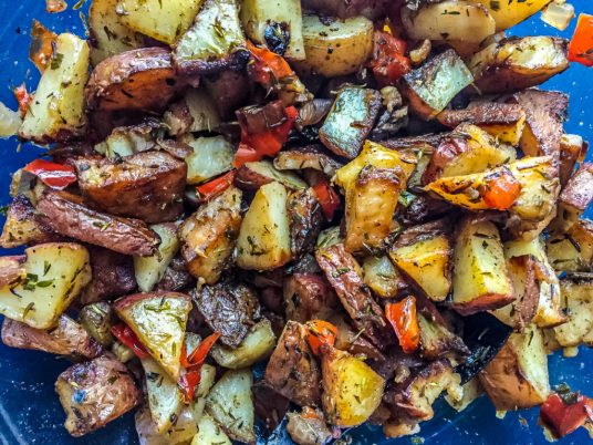 Country-Style Home Fries