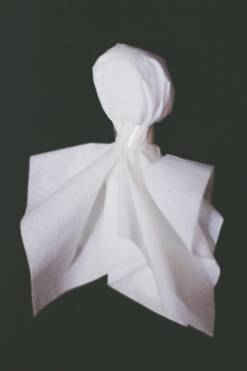 The Original DIY Tissue Ghost