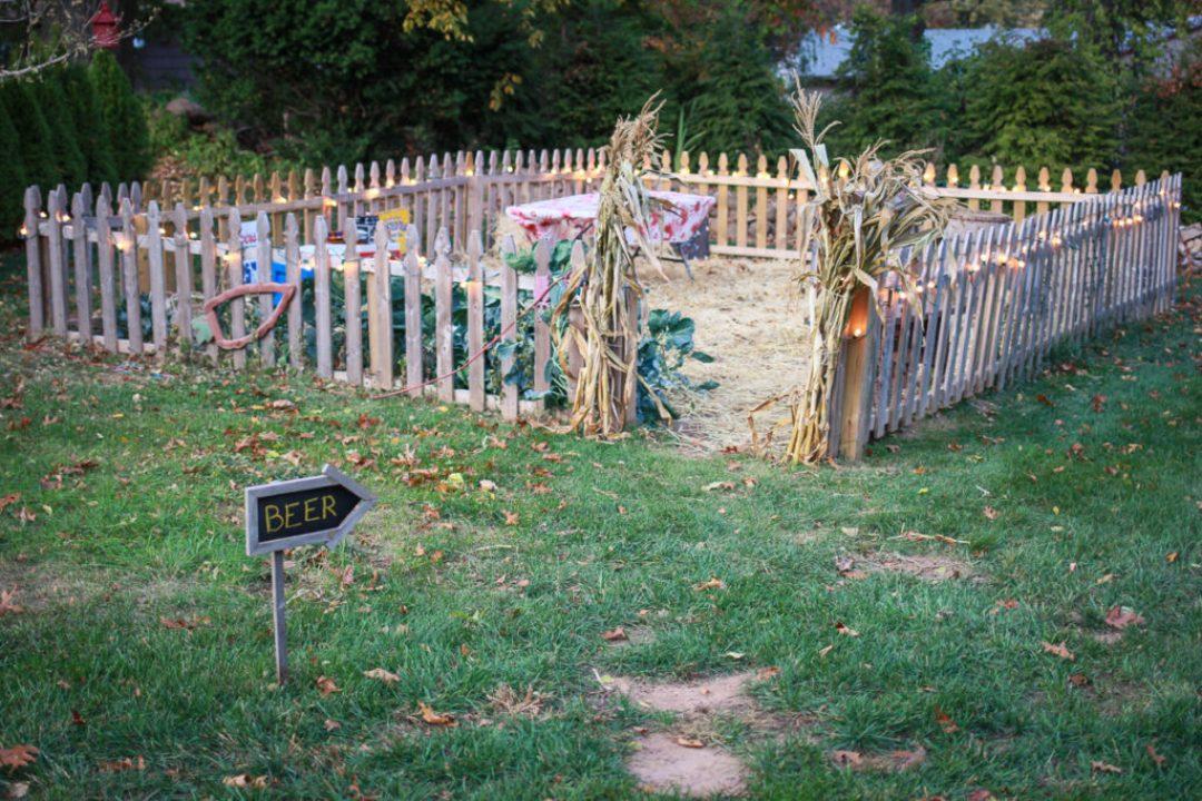 Garden Thyme Beer Garden