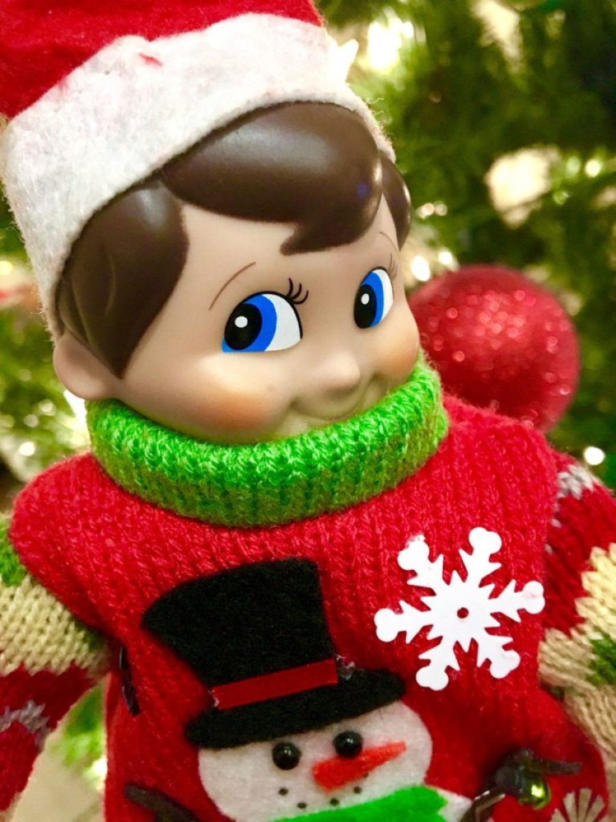 Elf on the shelf phone wallpaper - Christmas elf on the shelf wallpaper ...