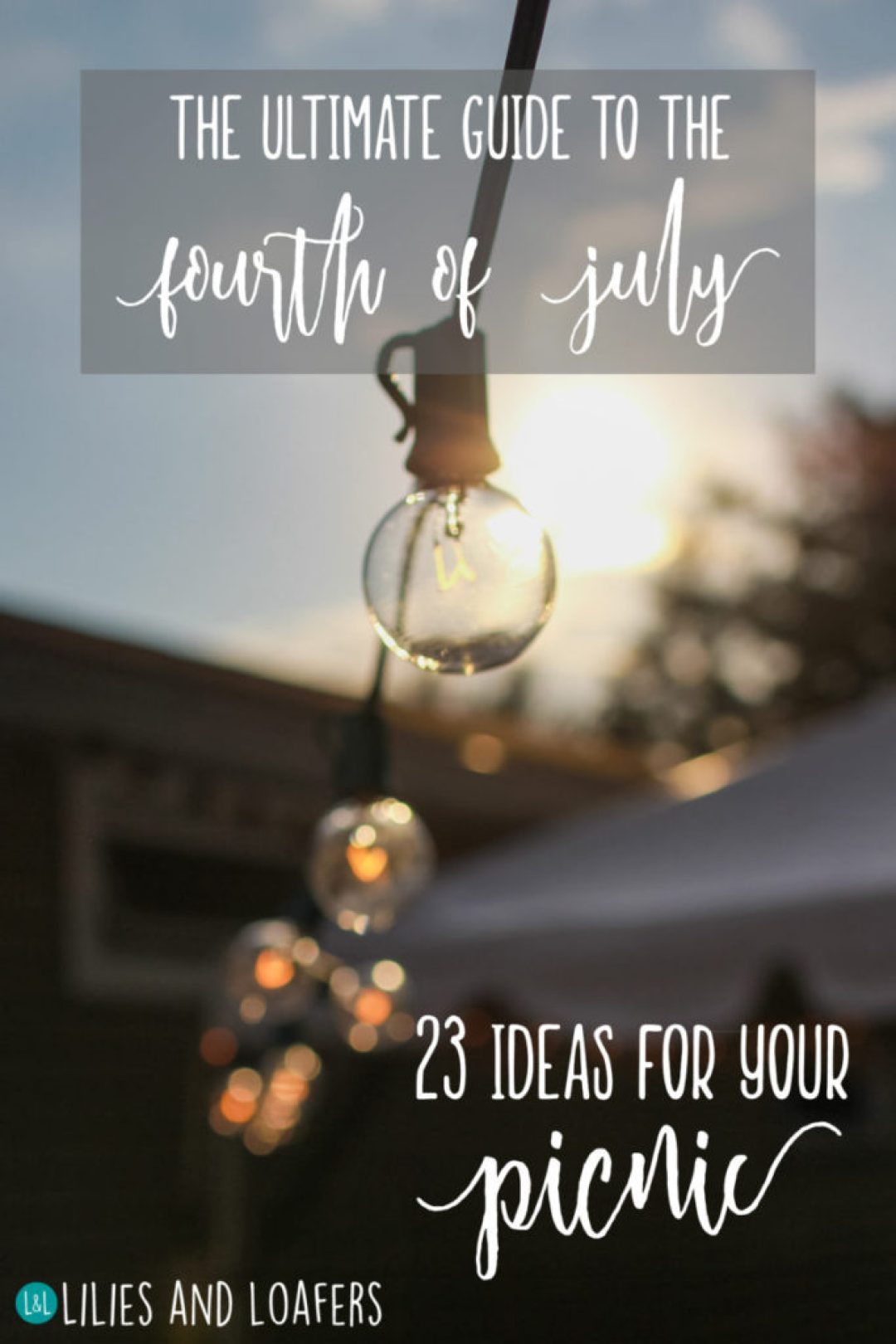 Fourth of July Party Planners