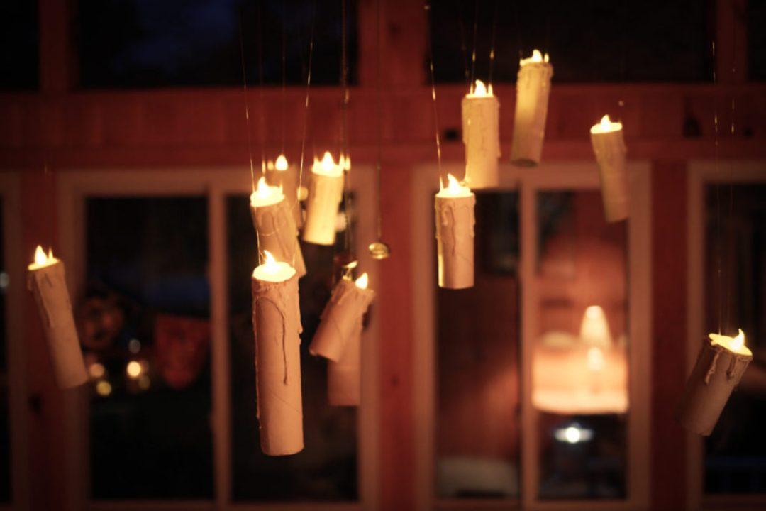 DIY Floating Candles