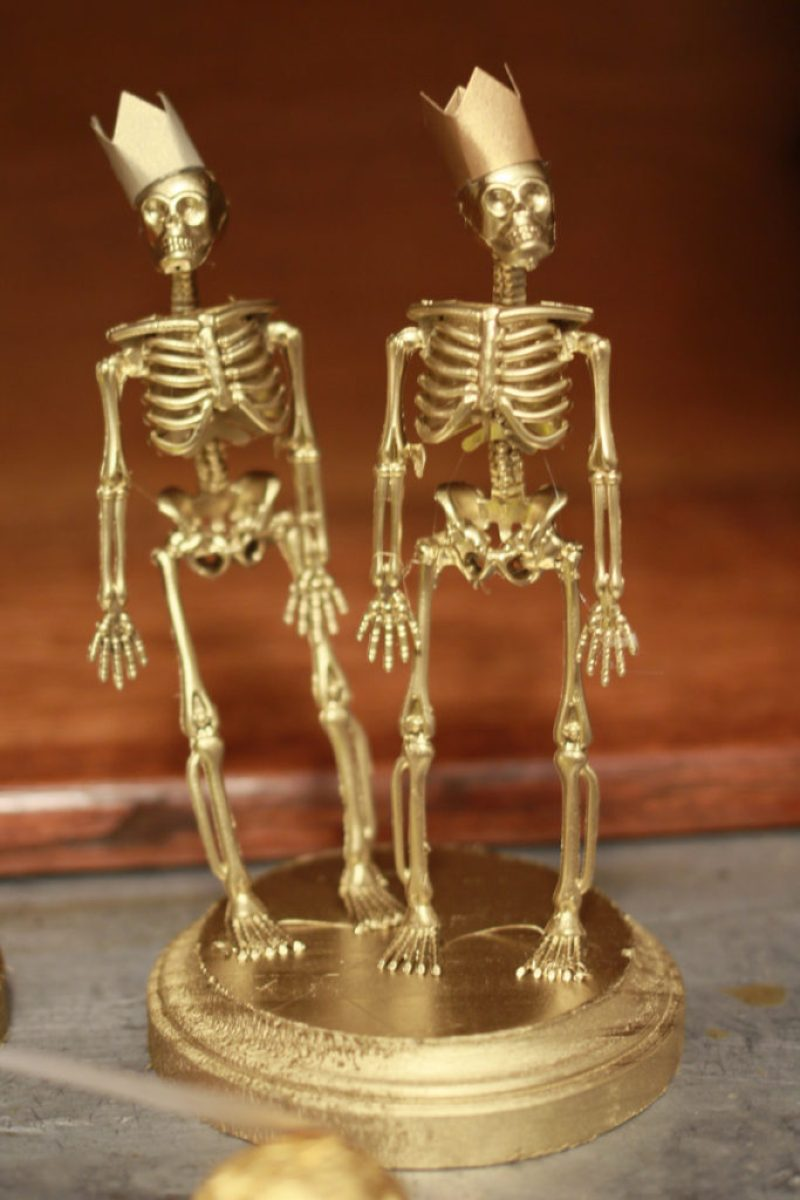Who Wore It Best Halloween Costume Trophy