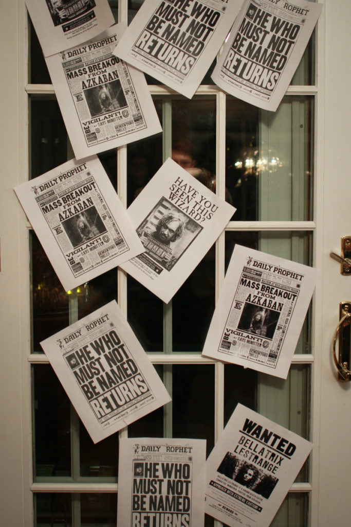 image about Have You Seen This Wizard Printable named 21 Do-it-yourself Tips for Your Following Harry Potter Get together: Yet another