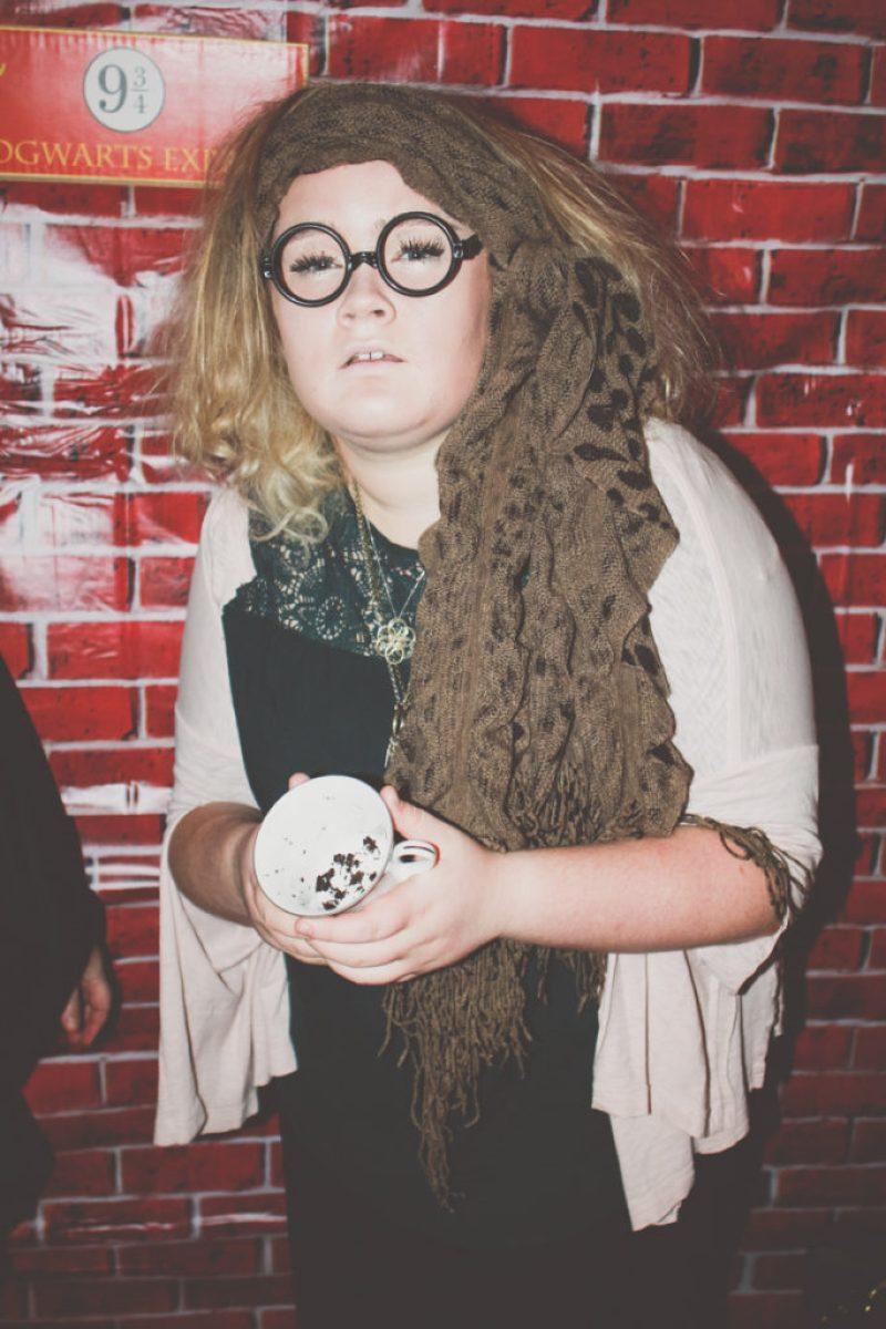 Professor Trelawney