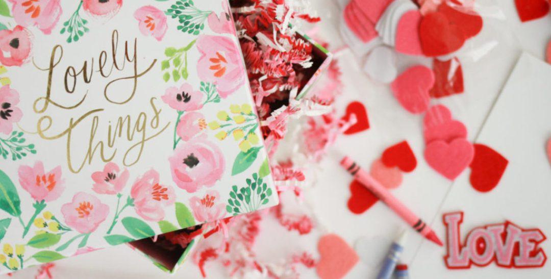 DIY Valentine's Day Card Craft for Kids