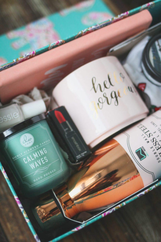 LiliesandLoafers - Thirtieth Birthday Gift Basket