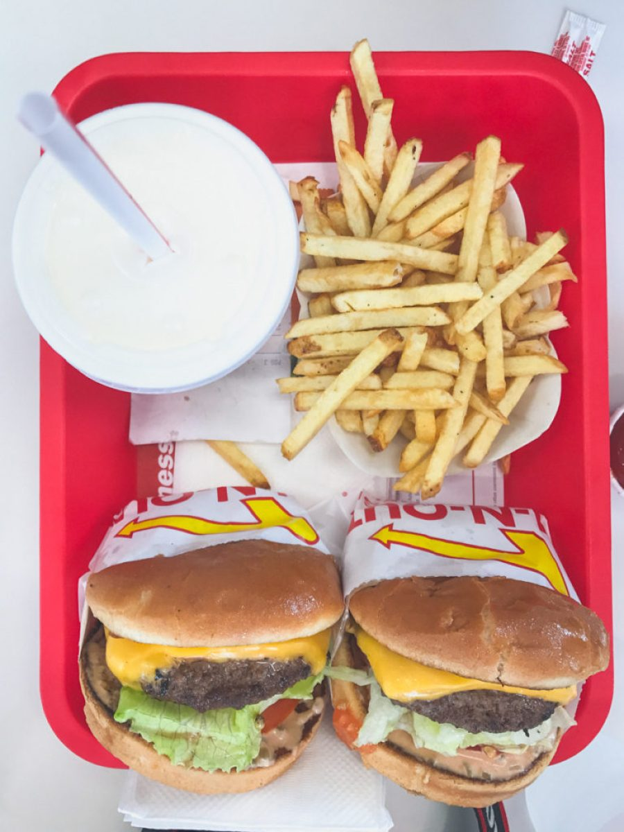 Los Angeles In-N-Out - Liliesandloafers
