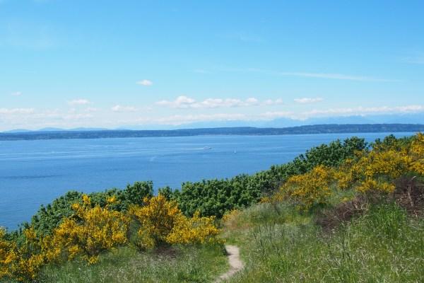 Mon weekend à Seattle : 1ère journée