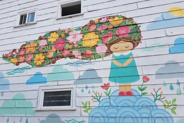 Le Street Art à Vancouver: 3ème partie