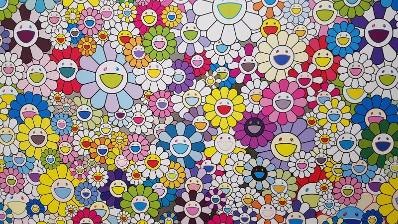 Vancouver: l'expo de Takashi Murakami