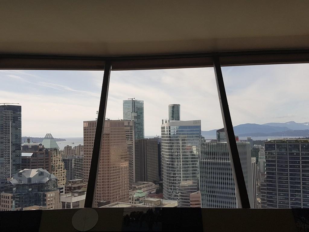 Lookout à Vancouver