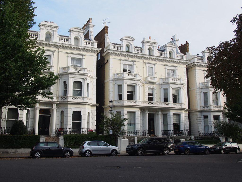 Résidences à Brighton